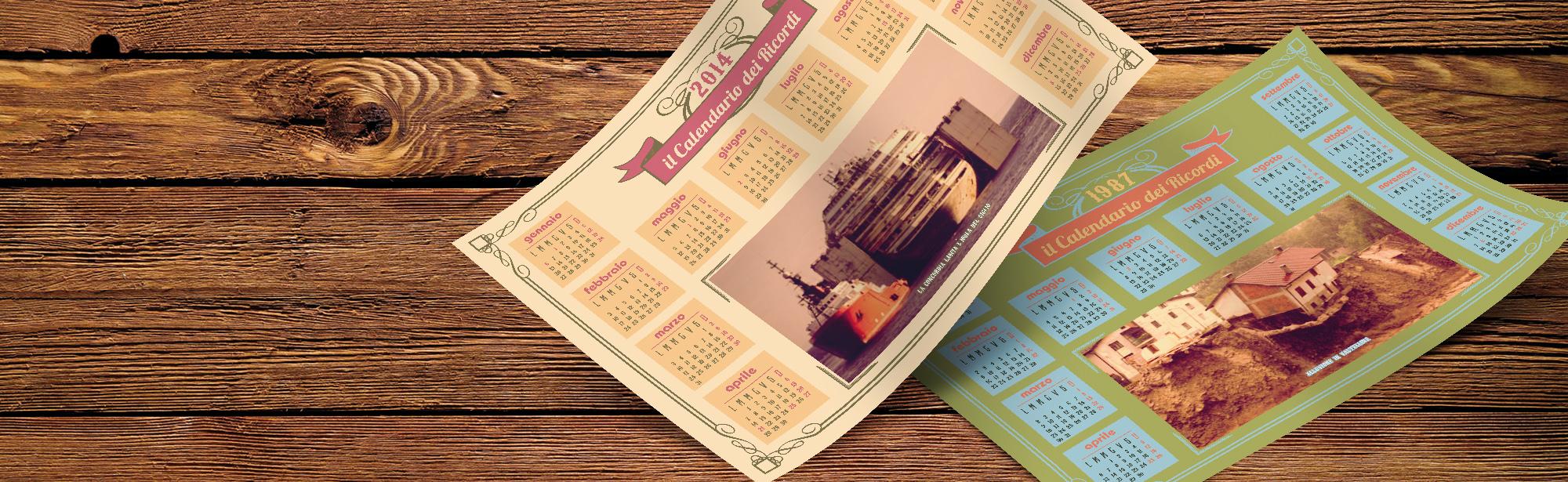 Calendario Anno 1980.Calendario Dei Ricordi Archives Pagina 4 Di 7 Nomemio